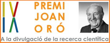Premi Joan Oró