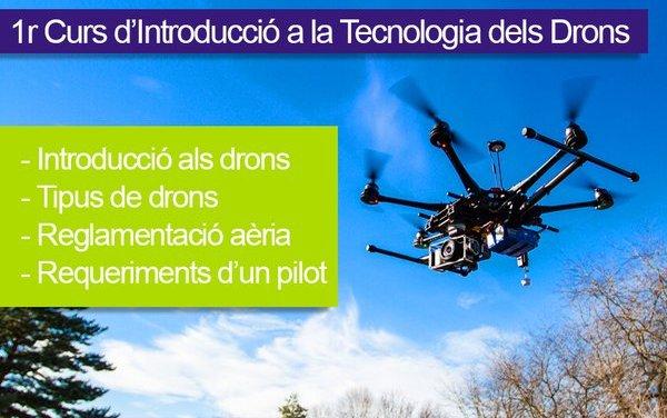 Curs tecnologia drons web