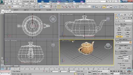 Curs de 3D Studio Max - Inici @ Edifici Centre d'empreses -  Parc Científic i Tecnològic de la UdG | Girona | Catalunya | Espanya