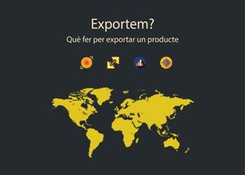 Curs: Exportem? Què fer per exportar un producte @ Sala de Reunions 3 Edifici Jaume Casademont - Parc Científic i Tecnològic de la UdG | Girona | Catalunya | Espanya