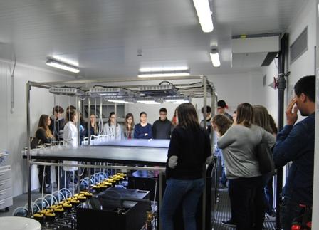 Sala de rius experimentals