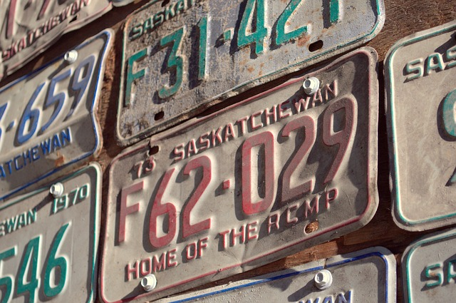 licence-plates